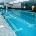 Строительство бассейна для фитнес-центра