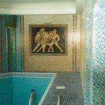 Цена бассейна в доме
