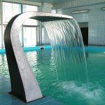 Кран для бассейна