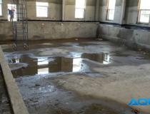Фото бетонного бассейна