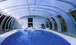 Павильоны для бассейнов Роял