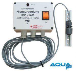 Автомат долива воды для скиммерных бассейнов