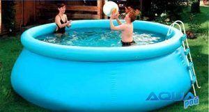 личный мини бассейн