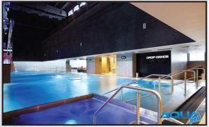 Строительство бассейнов для тренировок