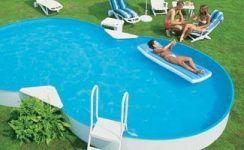 Каркасный бассейн фото 2