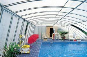 Excellent павильон для бассейна