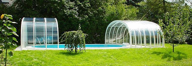 Павильон для бассейна PRESTIGE