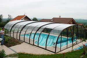 Павильон для бассейна Престиж