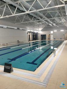 Большой плавательный бассейн