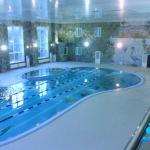 Бассейн в спортивном комплексе