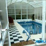 Бассейн внутри дома под ключ фото 5