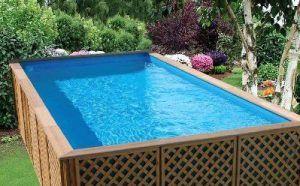 Насос в бассейне