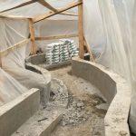 Процесс постройки объекта Река