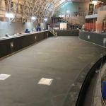 Строительство бассейна для фитнес зала