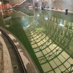 Проверка гидроизоляции бассейна