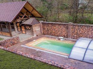 Выбрать местоположение бассейна