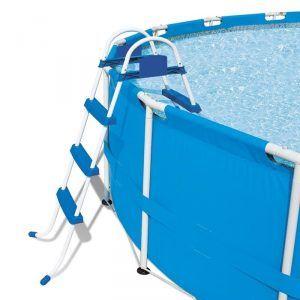 Лестница каркасного бассейна